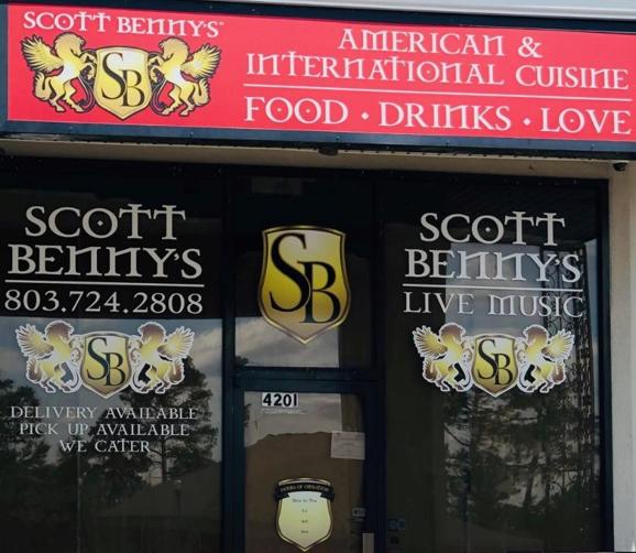 Scott Benny's