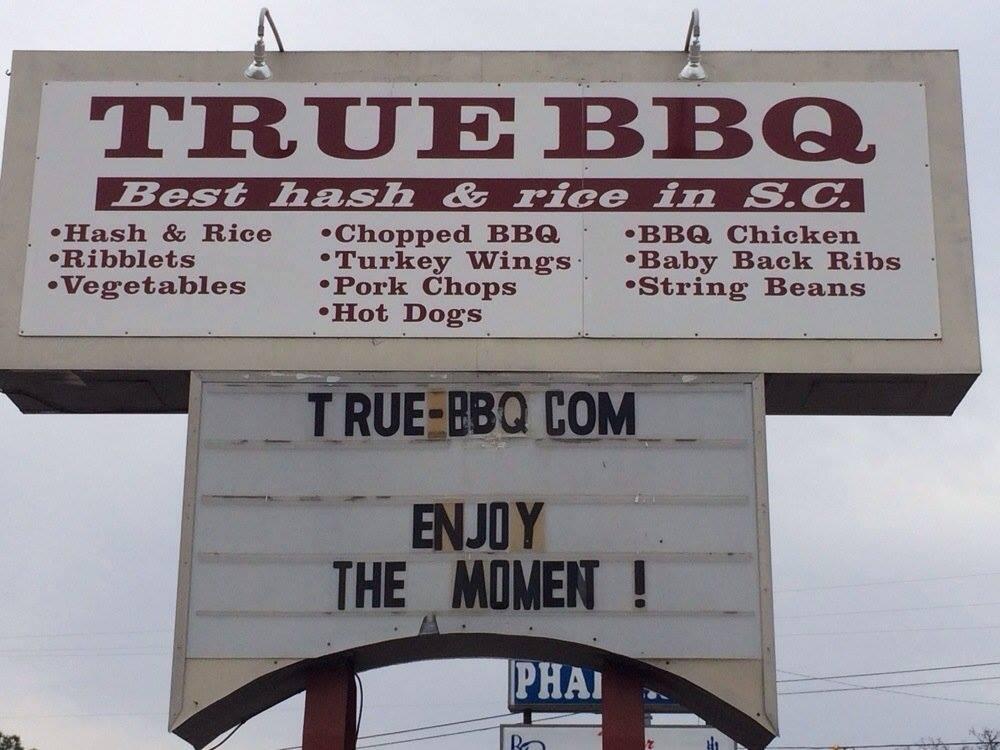 True BBQ Logo